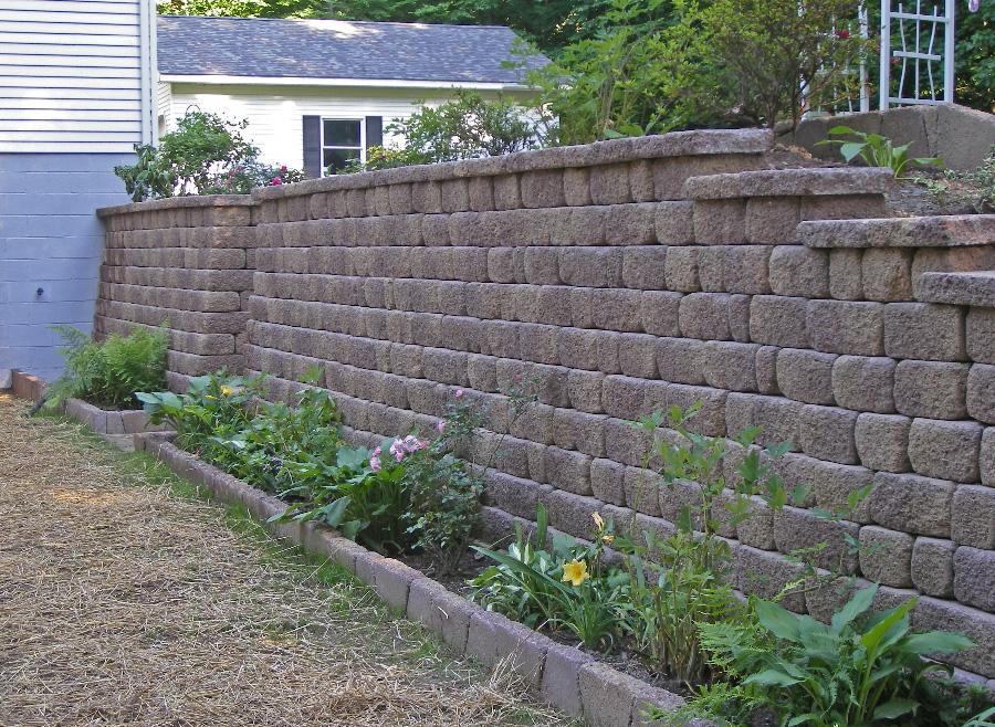 Peter Blog Garden Designs Retaining Walls